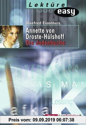 Gebr. - Annette von Droste-Hülshoff. Die Judenbuche. Mit Materialien. Zum schnellen Nachlesen. (Lernmaterialien)