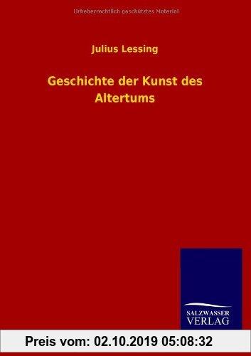 Gebr. - Geschichte der Kunst des Altertums
