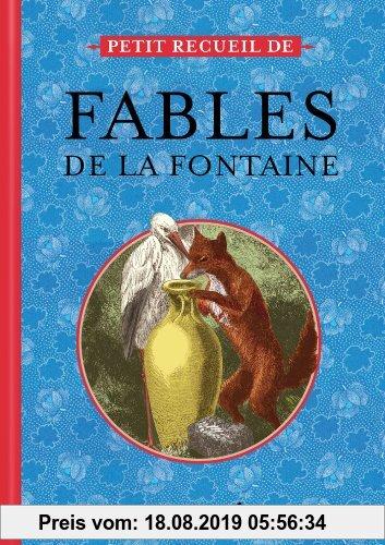 Gebr. - Petit recueil de fables de La Fontaine