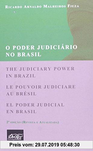 Gebr. - O Poder Judiciário No Brasil (Em Portuguese do Brasil)