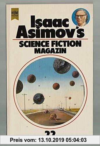 Gebr. - Isaac Asimov's Science Fiction Magazin XXII.