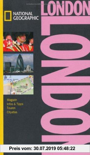 Gebr. - NATIONAL GEOGRAPHIC Spirallo Reiseführer London: Magazin. Infos und Tipps. Touren. Reiseatlas
