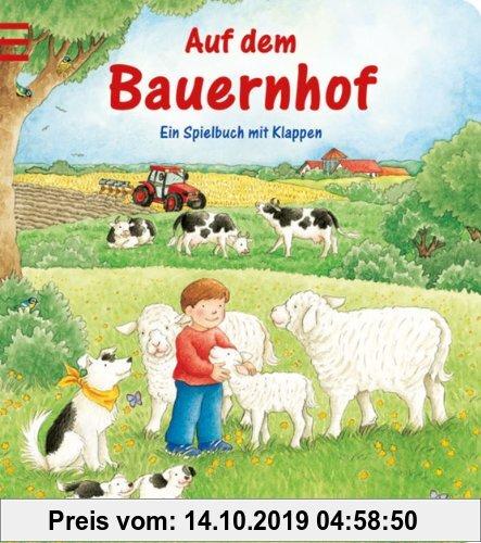 Gebr. - Auf dem Bauernhof: Ein Spielbuch mit Klappen
