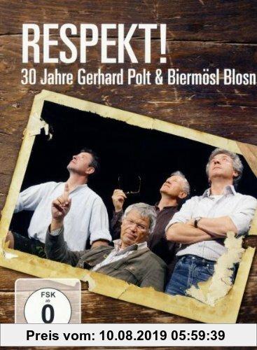Gebr. - Gerhard Polt & Biermösl Blosn - Respekt: 30 Jahre Gerhard Polt und Biermösl Blosn