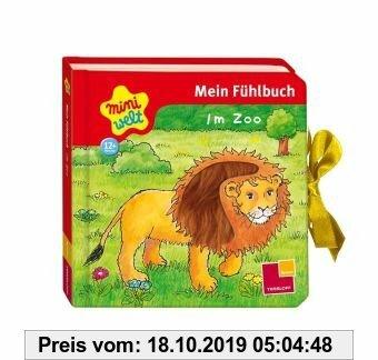 Gebr. - Miniwelt. Mein Fühlbuch. Im Zoo