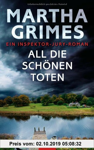 Gebr. - All die schönen Toten: Ein Inspektor-Jury-Roman