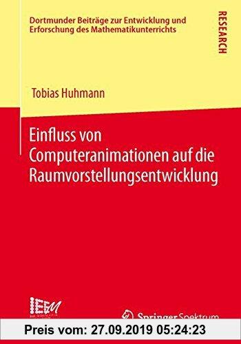 Gebr. - Einfluss von Computeranimationen auf die Raumvorstellungsentwicklung (Dortmunder Beiträge zur Entwicklung und Erforschung des Mathematikunterr