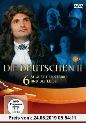 Gebr. - Die Deutschen - Staffel II, DVDs, Folge.6 : August der Starke und die Liebe, 1 DVD