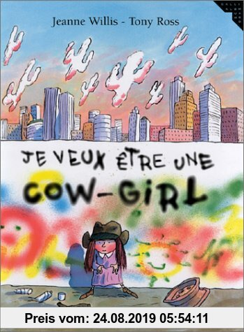 Gebr. - Je veux être une cow-girl