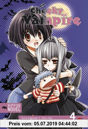 Gebr. - Cheeky Vampire (Nippon Novel), Band 4