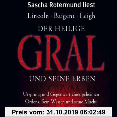 Gebr. - Der heilige Gral und seine Erben. 4 CDs