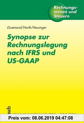 Gebr. - Synopse zur Rechnungslegung nach IFRS und US-GAAP