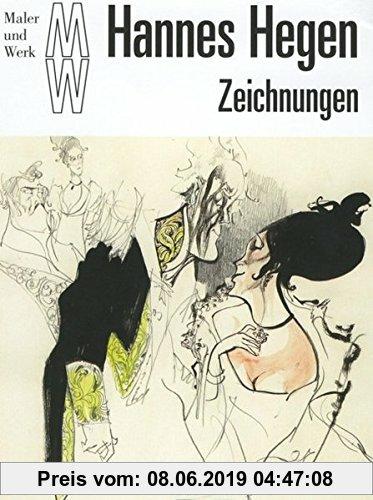 Gebr. - Hannes Hegen: Zeichnungen (Maler und Werk)