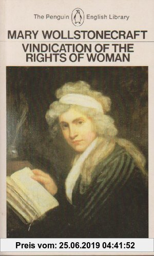 Gebr. - A Vindication of the Rights of Woman (English Library)
