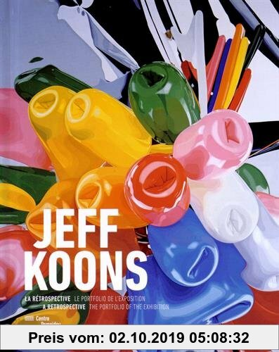 Gebr. - Jeff Koons - A Retrospective. Portfolio Of The Exhibition