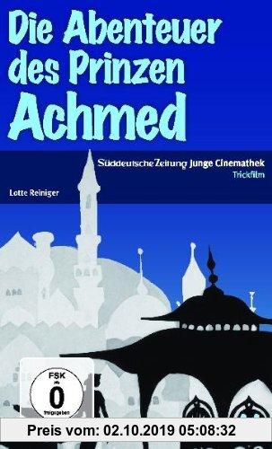 Gebr. - Die Abenteuer des Prinzen Achmed, 1 DVD