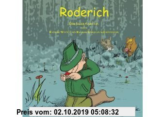 Gebr. - Roderich: Der Jäger-Cartoon