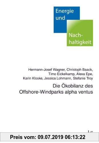 Gebr. - Die Ökobilanz des Offshore-Windparks alpha ventus