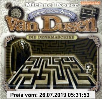 Gebr. - Professor Dr. Dr. Dr. Augustus van Dusen / Der Mann, der seinen Kopf verlor
