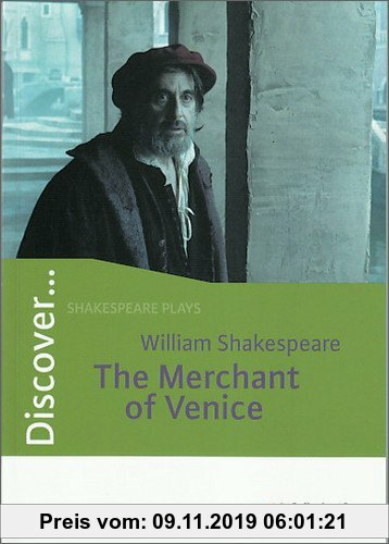 Gebr. - Discover...Topics for Advanced Learners: Discover: William Shakespeare: The Merchant of Venice: Schülerheft