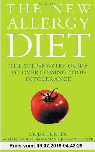 Gebr. - The New Allergy Diet: The Step-by-step Guide to Overcoming Food Intolerance