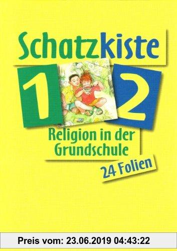 Gebr. - fragen - suchen - entdecken. Religion in der Grundschule / Schatzkiste 1/2: 24 Farbfolien mit Bildern der Kunst