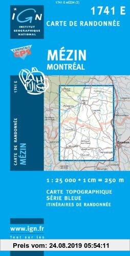 Gebr. - Mezin / Montreal 1 : 25 000