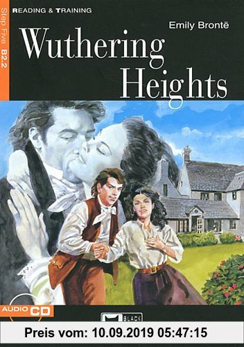 Gebr. - Wuthering Heights+cd Step 5 (Reading & Training)