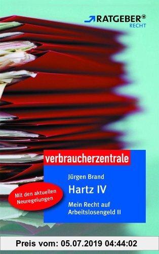 Gebr. - Hartz IV: Mein Recht auf Arbeitslosengeld II