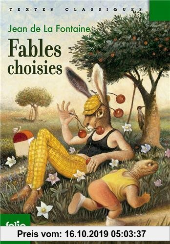 Gebr. - Fables choisies