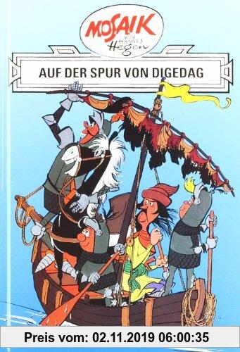 Gebr. - Mosaik von Hannes Hegen: Auf der Spur von Digedag, Ritter-Runkel-Serie Bd. 2
