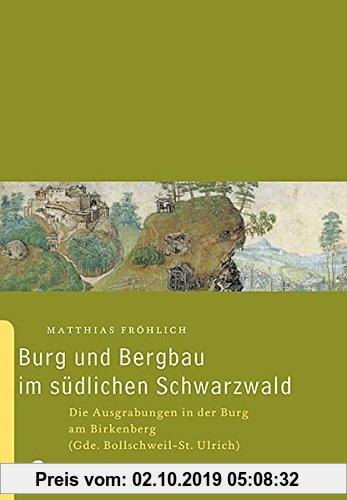 Gebr. - Burg und Bergbau im südlichen Schwarzwald: Die Ausgrabungen in der Burg am Birkenberg (Archäologie und Geschichte)