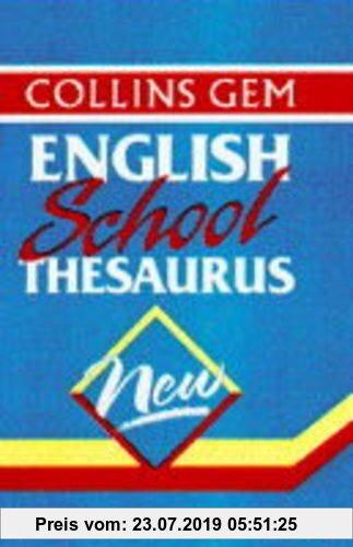 Gebr. - Collins Gem School Thesaurus