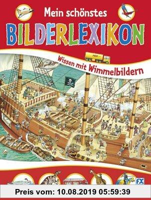 Gebr. - Mein schönstes Bilderlexikon: Wissen mit Wimmelbildern