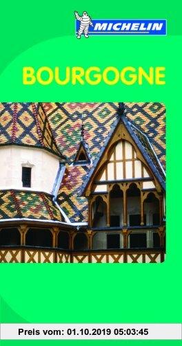 Gebr. - Bourgogne (Grüne Reiseführer)
