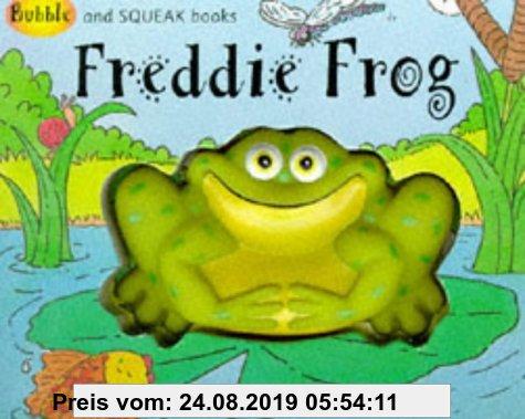 Gebr. - Freddie Frog (Bubble & Squeak Books)