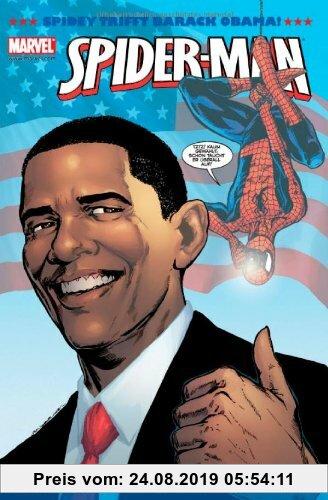 Gebr. - Spider-Man Sonderband: Spidey trifft Barack Obama! Exklusive Sonderausgabe bei Amazon.de