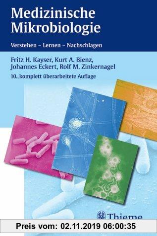 Gebr. - Taschenlehrbuch Medizinische Mikrobiologie