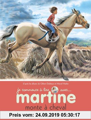 Gebr. - Je commence à lire avec Martine, Tome 14 : Martine monte à cheval