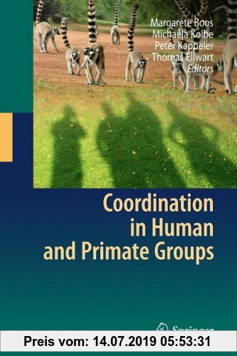 Gebr. - Coordination in Human and Primate Groups