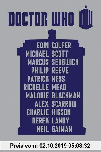 Gebr. - Doctor Who - 11 Doktoren, 11 Geschichten
