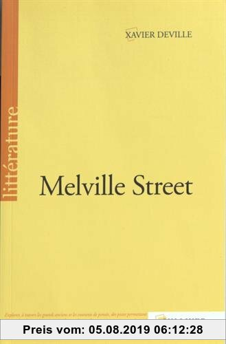 Gebr. - Melville Street