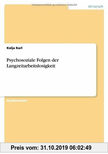 Gebr. - Psychosoziale Folgen der Langzeitarbeitslosigkeit