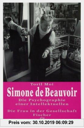 Gebr. - Simone de Beauvoir. Die Psychographie einer Intellektuellen
