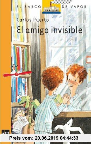 Gebr. - El amigo invisible (Barco de Vapor Naranja, Band 79)
