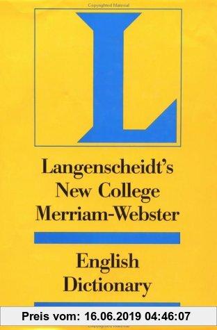 Gebr. - New College Dictionary Webster