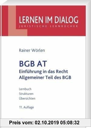 Gebr. - BGB AT: Einführung in das Recht - Allgemeiner Teil des BGB