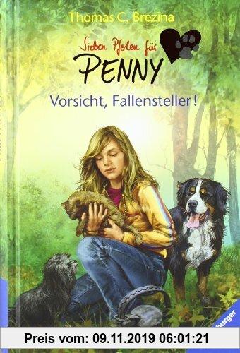 Gebr. - Sieben Pfoten für Penny 5: Vorsicht Fallensteller!