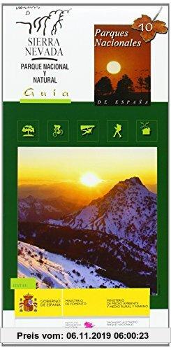 Gebr. - Mapa-guía del Parque Nacional de Sierra Nevada