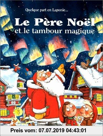 Gebr. - Le père Noël et le tambour magique